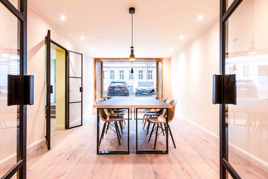 Furnished and renovated office in Berlin-Mitte – modern & design 4