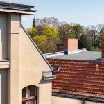 Office on rooftop with 3 rooms in Kreuzberg 18