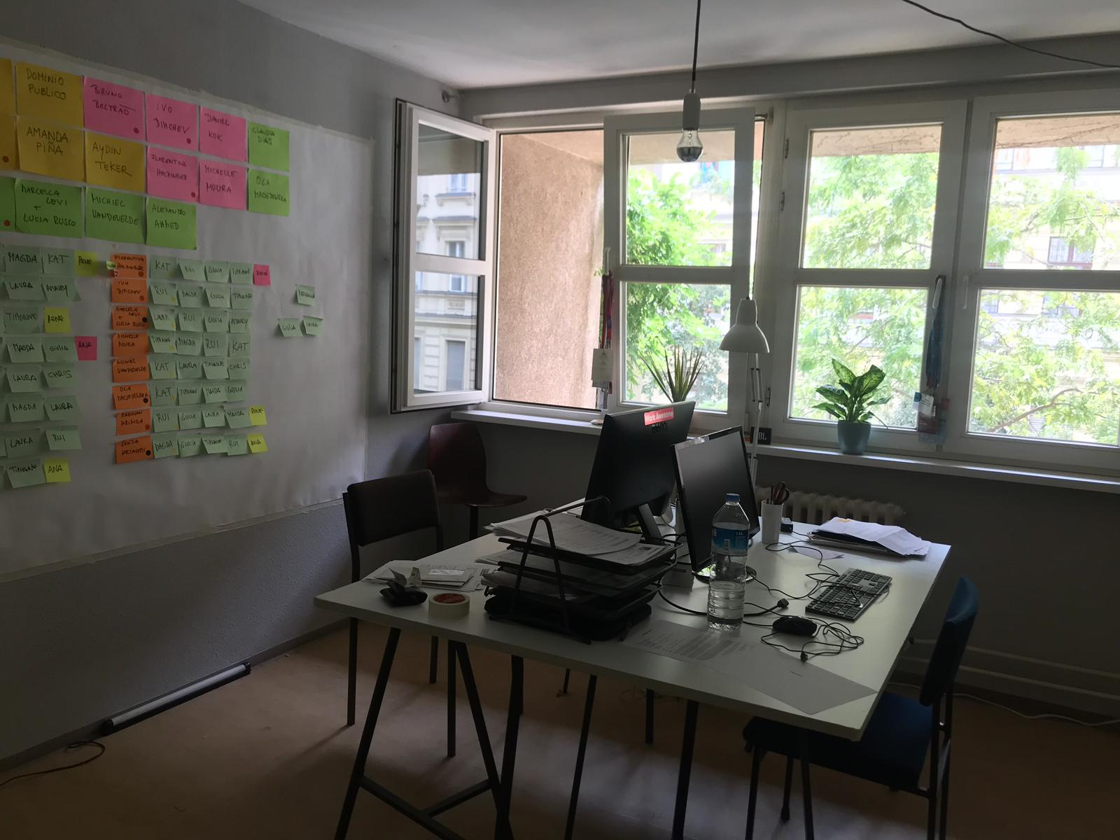 Creative co-working space in Kreuzberg 36