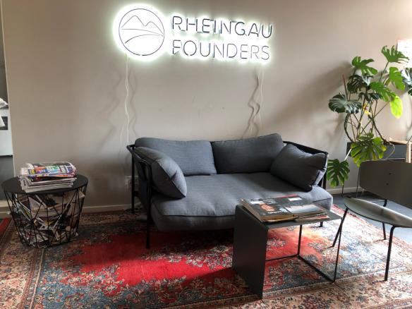 Co-Working Space - Team-Seats for rent @Rheingau Founders Campus 32