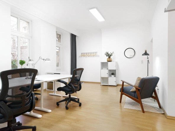 Cosy Office at Linienstr. 148, 10115 Berlin 24